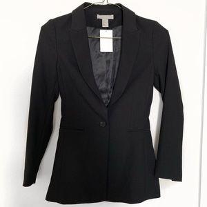 NWT HM Tailored One-Button Blazer, 0
